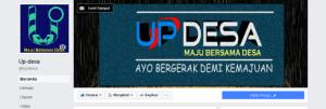 Fanspage updesa