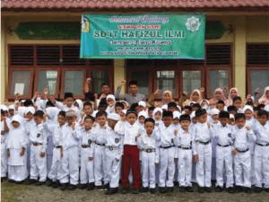 sarana pendidikan untuk TK dan SD