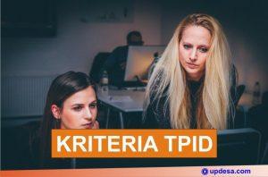 Kriteria TPID
