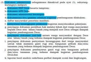 pasal 62 ayat 3