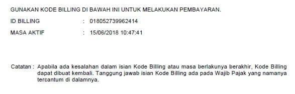 id billing