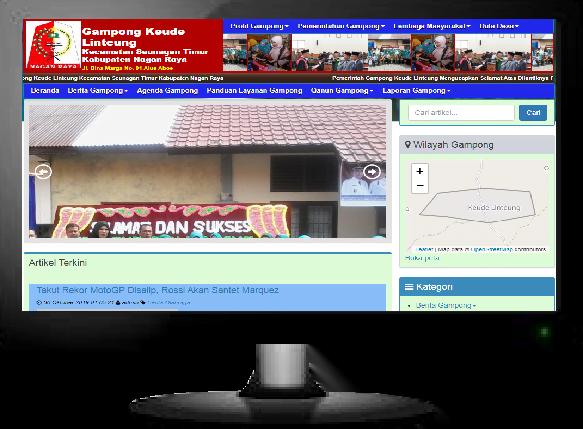 jasa pembuatan website desa