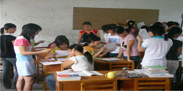 kader pembangunan manusia