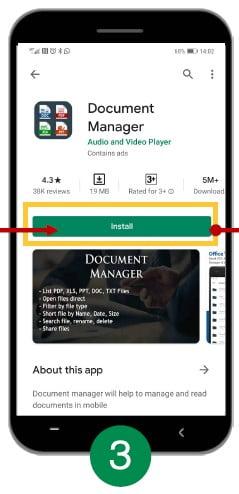 instal aplikasi desa melawan covid 19