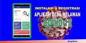 Instalasi Aplikasi Desa Melawan COVID 19