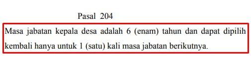 UU 34 Tahun 2014