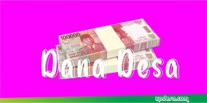 Ciri Pengelolaan Keuangan Desa Tidak Beres