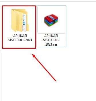 Folder siskeudes 2.0.3