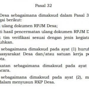 Musdes RKPDes 2022