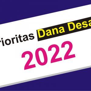 prioritas dana desa 2022