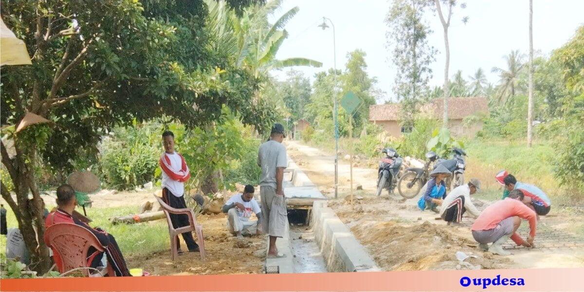 Pelestarian dan Pemanfaatan Hasil Kegiatan Pembangunan Desa